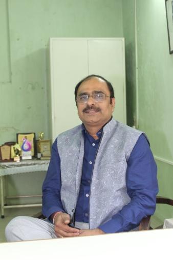 Mr. Kaushik Shah