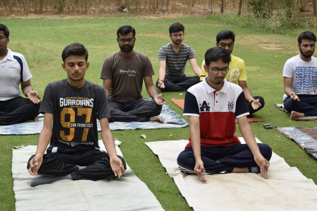 Successful Celebration of International Yoga Day at LMCP