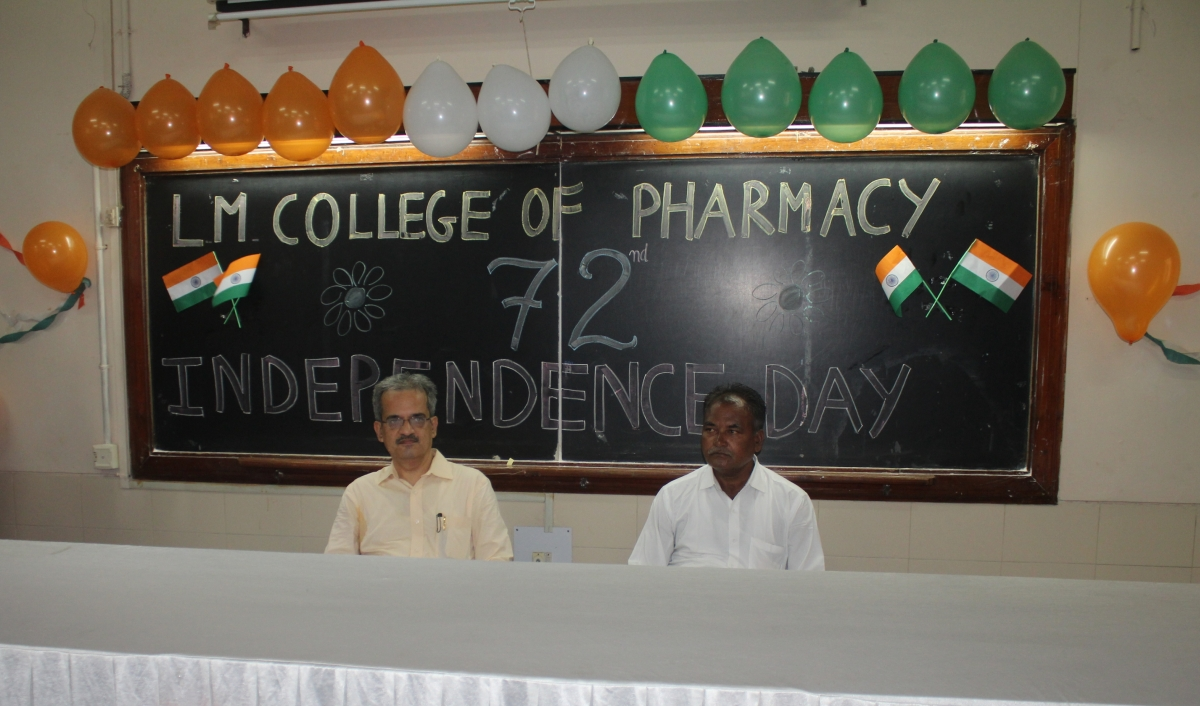 Independence day celebration at LMCP
